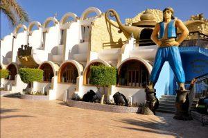 فندق علاء الدين الغردقة اكوا بارك من أفضل أماكن الإقامة المُوصى بها في الغردقة