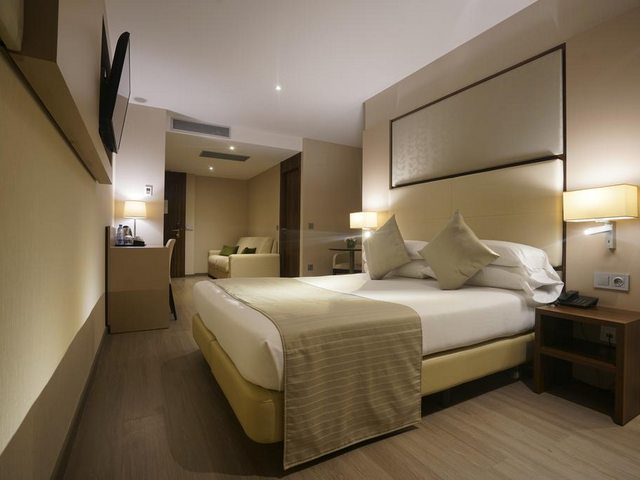 افضل فنادق الجزائر العاصمة 4 نجوم تحتوي على غُرف راقية