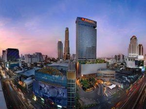تقرير شامل عن فندق اماري وترجيت بانكوك