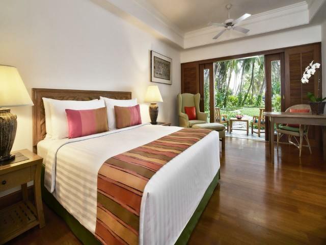يضم فندق انانترا بانكوك غرف بمساحات واسعة