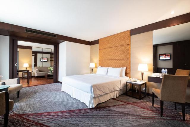 زينت بانكوك من أفضل فنادق بانكوك 5 نجوم