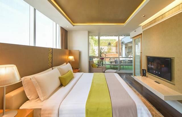 باتموان برنسيس يعتبر كـ افضل فندق في بانكوك قريب من الاسواق