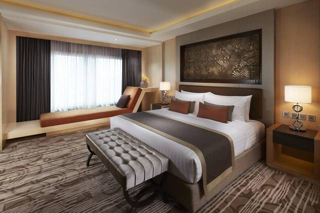 افضل فندق في بانكوك قريب من الاسواق هو فندق امارى وترجيت