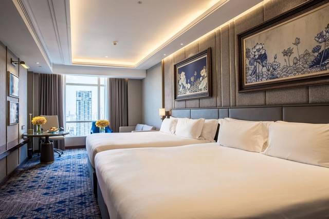 فندق سنتارا افضل فندق في بانكوك قريب من الاسواق