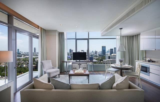 اورينتال بانكوك مميز لكونه افضل فندق في بانكوك قريب من الاسواق