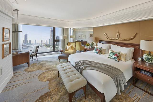 فندق ماندارين أوريانتال بانكوك افضل فنادق بانكوك على البحر التي تضُم خدمات ومرافق عديدة