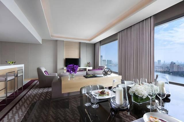 فندق أفاني ريفرسايد بانكوك من الفنادق الرائعة المُطلة على النهر