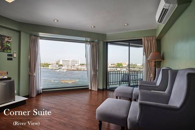 فندق بان وانجلانج ريفرسايد بانكوك هو افضل الفنادق ذات مرافق مُميّزة