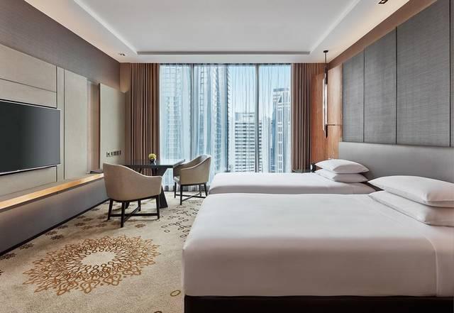 فندق حياة ريجنسي بانكوك افضل فنادق بانكوك مسبح خاص ويضُم خدمات عديدة