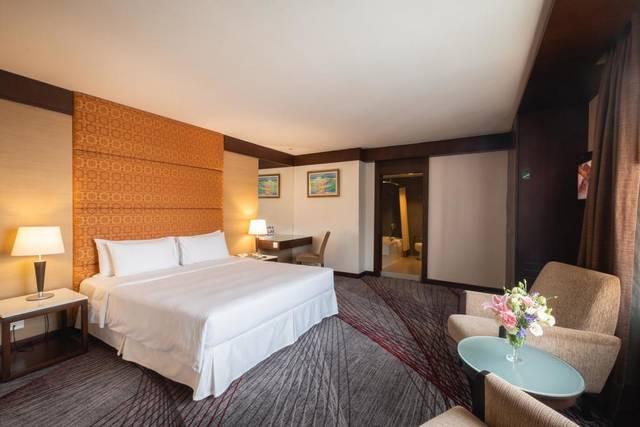 فندق زينت بانكوك افضل فنادق بانكوك لشهر العسل ويضُم مرافق عديدة لهم