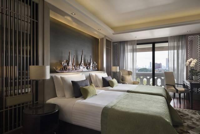 منتجع انانتارا بانكوك هو افضل الفنادق مع مسبح داخلي