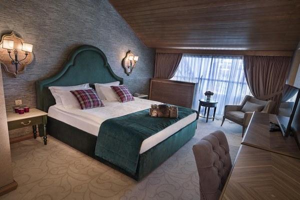 مجموعة من افضل فنادق بورصة في الجبل