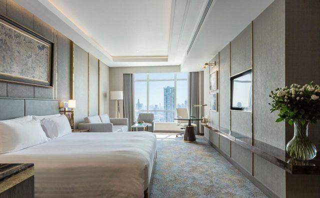 فندق جراند سنتارا بانكوك أرقى و افضل مكان للسكن في بانكوك