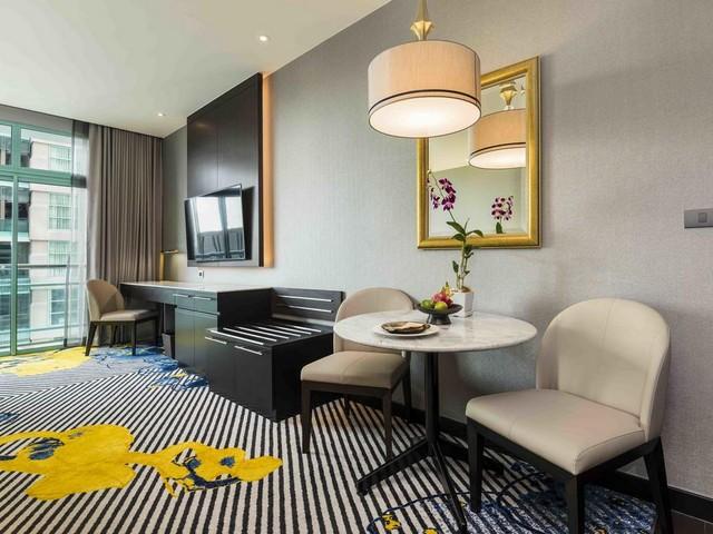 ديكورات الغرف المميزة في سلسلة فندق شاتريوم بانكوك