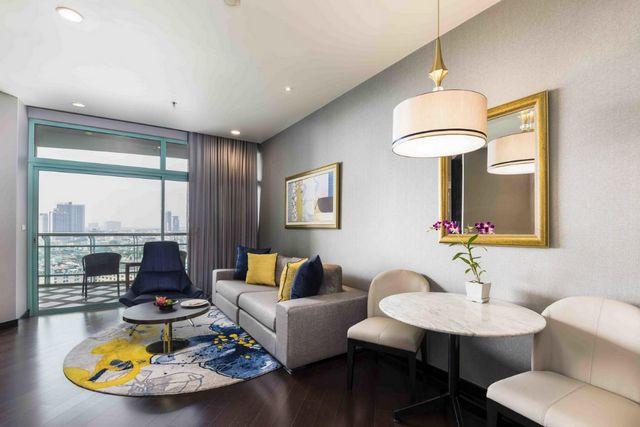 فندق شاتريوم بانكوك أرقى و افضل مكان للسكن في بانكوك