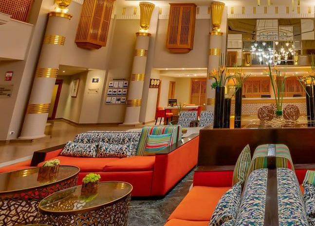 حصل فندق كونتيننتال الغردقه على تقييمات جيدة