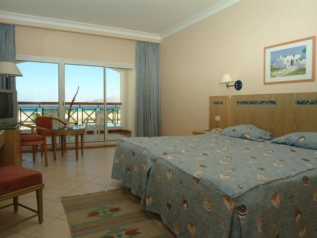 الغرف الجميلة من فندق سيرينا لاند شرم الشيخ  المميز