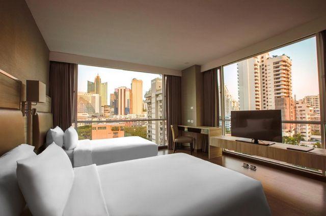 فندق ادلفي بانكوك أفضل أماكن الإقامة المُوصى بها في بانكوك