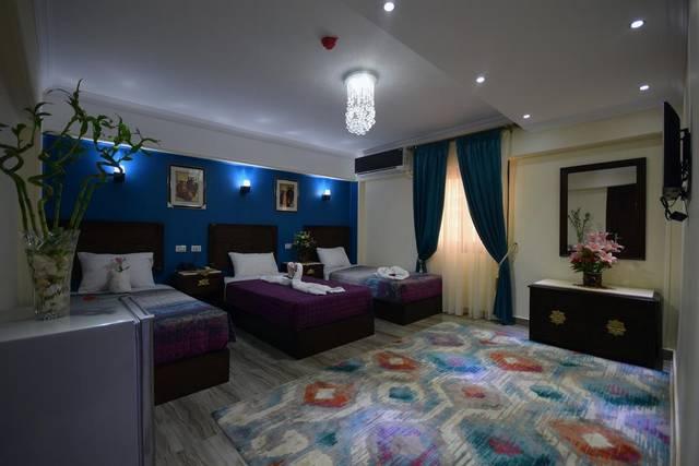 فندق امين من الخيارات المُثلى للباحثين عن فنادق وسط البلد القاهرة