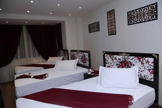 فندق امبيانس كايرو نال على اعجاب الزوّار وهو من افضل فنادق وسط البلد القاهرة