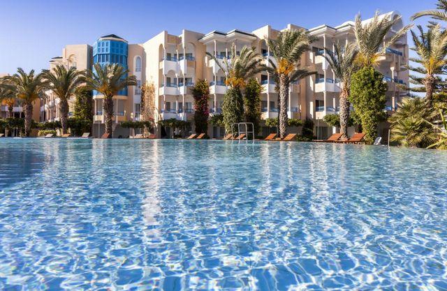 فنادق الحمامات من أفضل أماكن الإقامة المُوصى بها في تونس