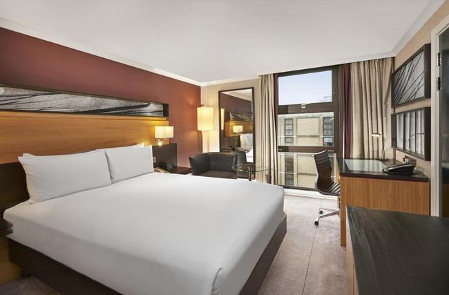 الأسّرة المميزة في فنادق هيلتون لندن كنسينغتون