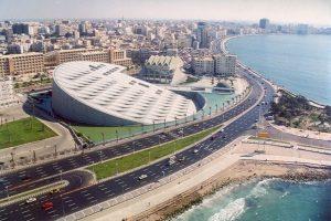 فنادق قريبة من مكتبة الإسكندرية وأرقى و افضل مكان للسكن في الاسكندرية