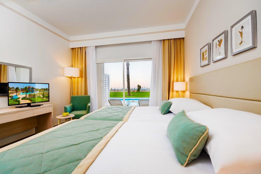 الراحة التامة في غرف فندق اكوا فيفا الغردقة