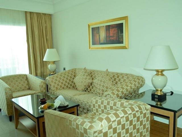 مرافق الغرف في فندق رويال هوليداى شرم الشيخ