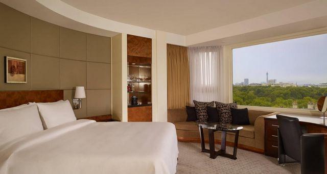 احصل على كافة المعلومات حول ارقى فنادق في لندن