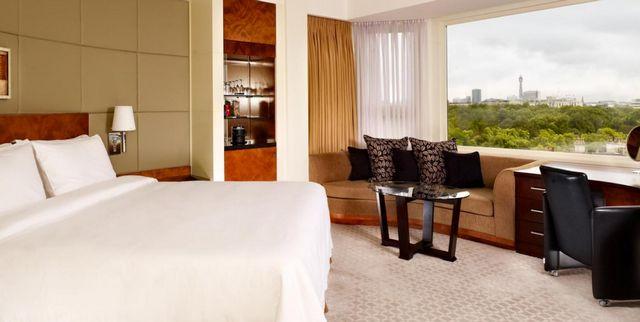 توفر لندن فنادق غاية في الرقي، احصل على أسعارها وكيفية الحجز