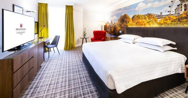 تعرف معنا على افخم الفنادق في لندن