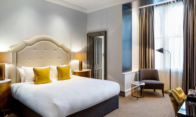 افضل فندق في لندن من ناحية الموقع
