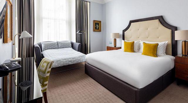 افضل شقق فندقية في لندن