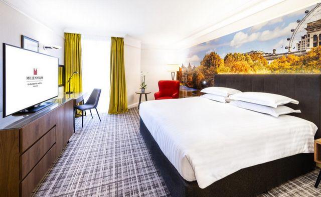 ترشيحاتنا من افضل الفنادق في لندن للعرسان