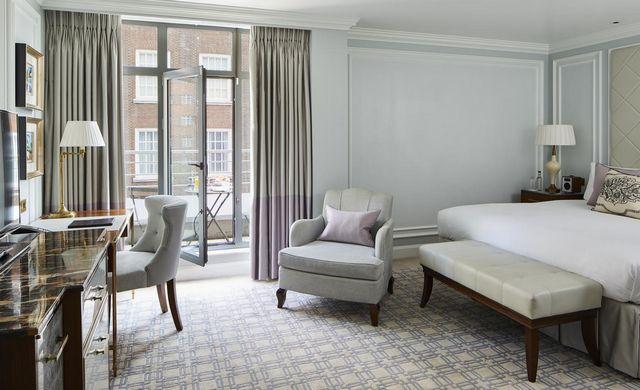 من افضل فنادق لندن البوتيكية التي تطّل على الهايد بارك