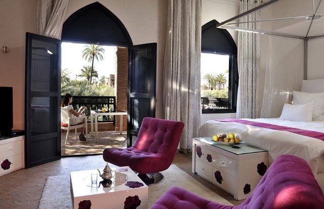 دليل بأفضل فنادق في مراكش 4 نجوم وفقًا لترشيحات زوّارها السابقين حسب تقييمهم لعوامل مُختلفة