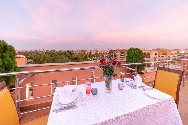 افضل فنادق في مراكش 4 نجوم لهواة الأجواء الهادئة والإطلالة الساحرة