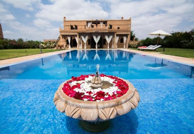 فنادق وفلل مراكش