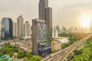 السكن في بانكوك قرار صائب لمن يبحث عن أجواء من المتعة، هذا تقرير مفصل عن سلسلة ميركيور بانكوك سيام