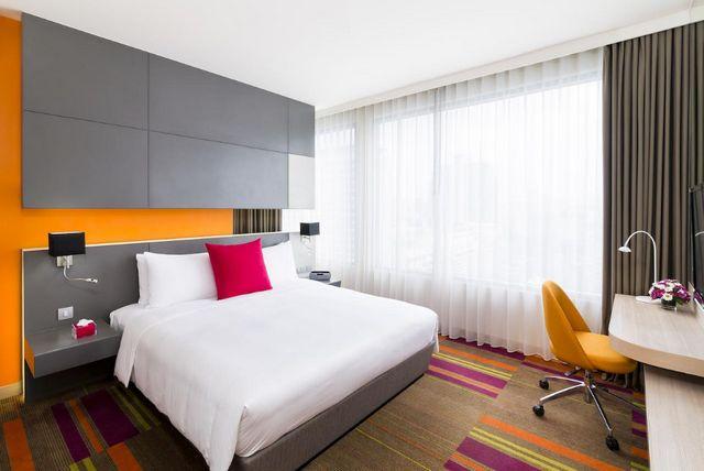 فندق ميركيور بانكوك من أفضل أماكن الإقامة المُوصى بها في بانكوك