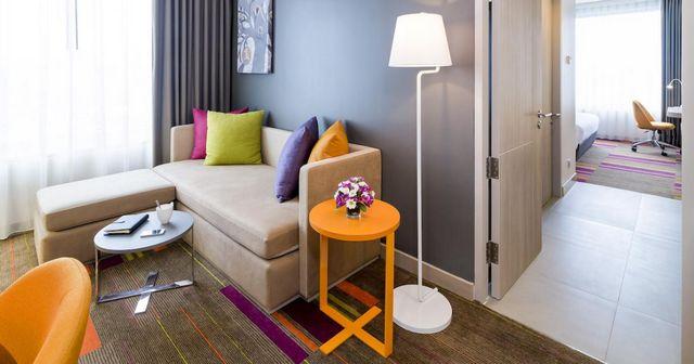 فندق ميركيور بانكوك سيام من افضل خيارات السكن في بانكوك