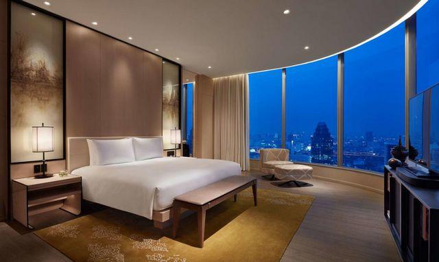 تقرير يشتمل كافة المعلومات عن فندق بارك حياة بانكوك