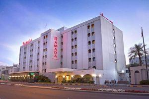 فندق رمادا بالبحرين هو من الفنادق 4 نجوم الراقية