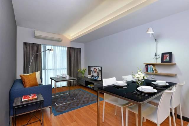 يُعد  سيتادينز سوخومفيت 11 بانكوك  أرقى شقق فندقية قريبة من شارع العرب بانكوك