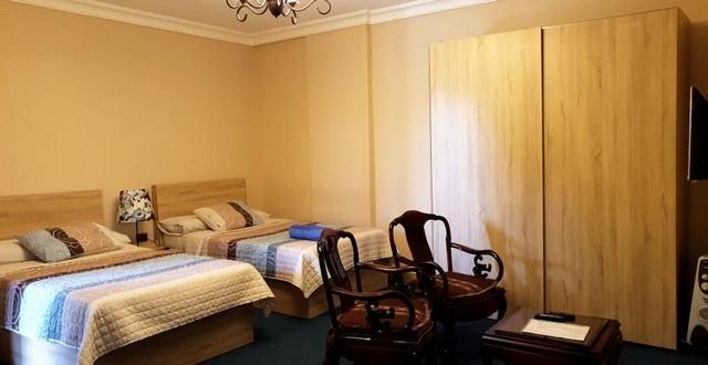 غرفة في فندق تشيز القاهرة أحد شقق فندقية في القاهرة