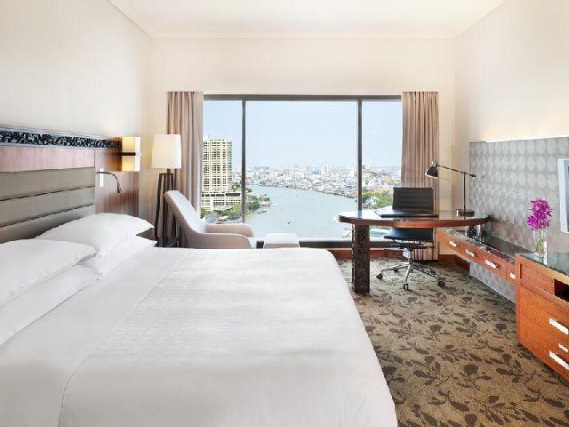 تعرف على تقرير عن سلسلة فندق شيراتون بانكوك