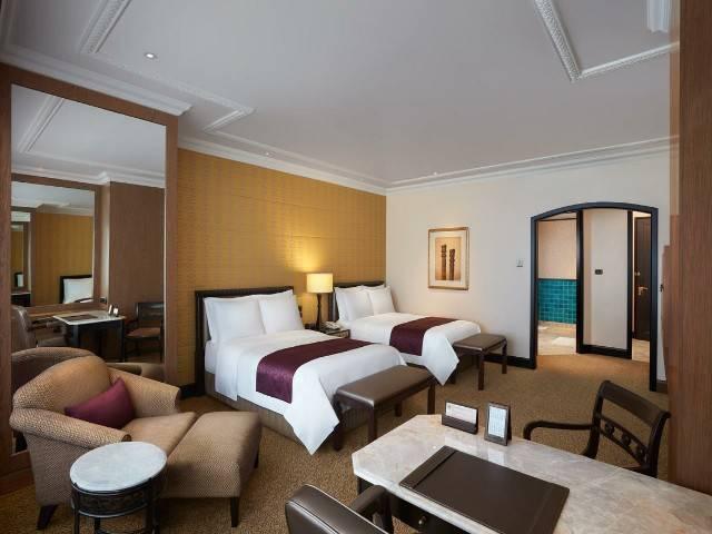 فندق شيراتون جراند سكومفيت بانكوك مثال على افضل وجهات الإقامة