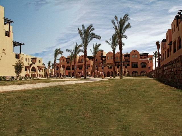 يضم فندق ستيلا دي ماري مكادي حديقة واسعة