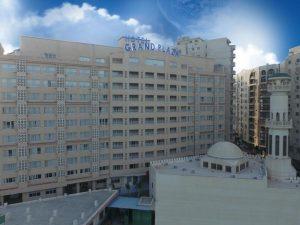 تقرير شامل عن أسعار وتقييمات فندق جراند بلازا الاسكندرية الرائع